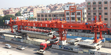 Precast Segment Launching Gantries